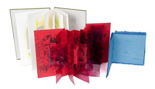 JARRING III: Artists Books to End the Silence