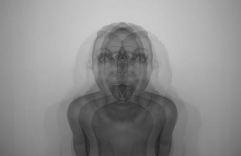 Portrait of a Woman Screaming II