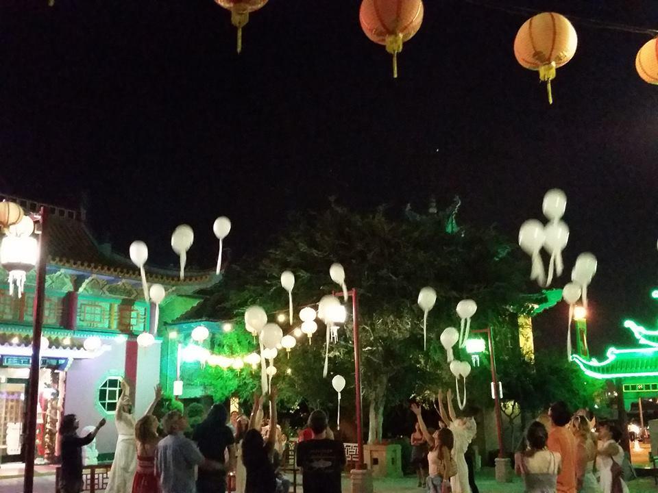 Nest Balloons
