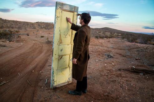 Joe With a Door