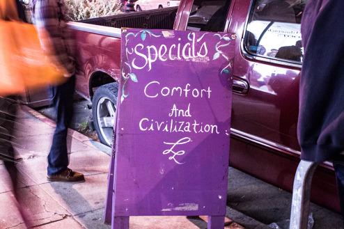 Comfort & Civilization